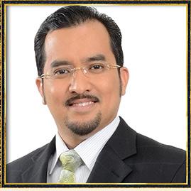 Dato' Dr. Asyraf Wajdi Bin Dusuki - Deputy Minister - Malaysia