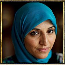 Sister Salma Yaqoub