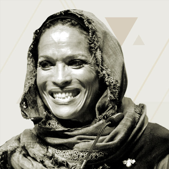 Rasheda Ali (Daughter of Mohammed Ali)