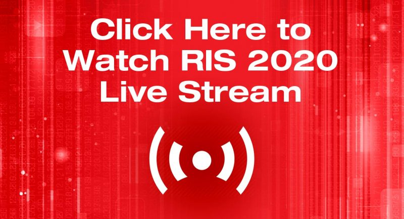 Click Here to Watch RIS 2020 Live Stream